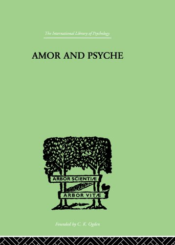 Amor and Psyche: The Psychic Development of the Feminine