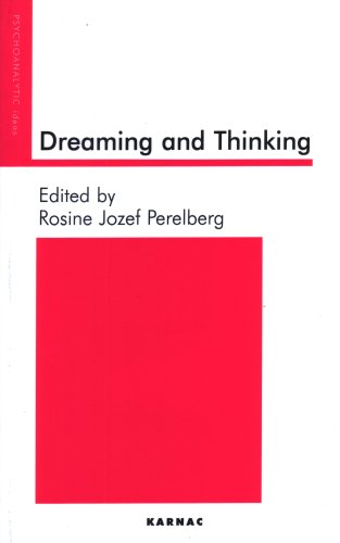 Dreaming and Thinking
