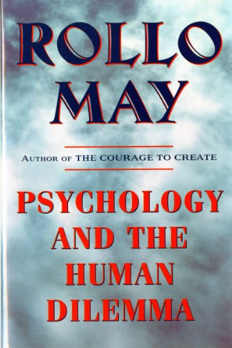 my reflection of rollo mays existentialism Rollo may – existential psychology essentially, may saw people living in the world of present experiences and ultimately being responsible for who they become.