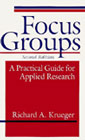 Focus Groups A Practical Guide for Applied Research: A practical guide for applied research