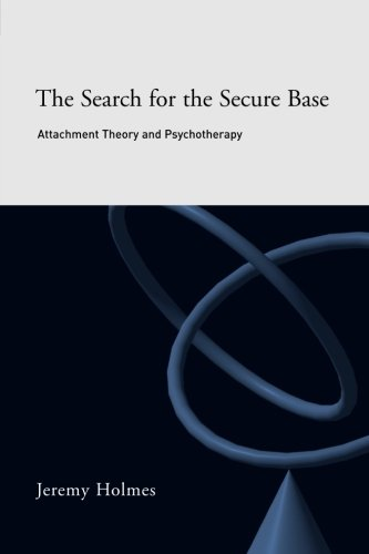 Search for the Secure Base: Attachment Theory and Psychotherapy