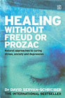 Healing Without Freud or Prozac: Natural Approaches to Conquering Stress, Anxiety, Depression Without Drugs and Without Psychotherapy