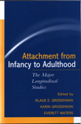 Attachment from Infancy to Adulthood (Hardback)