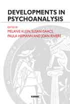 Developments in Psychoanalysis