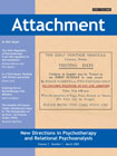 Attachment: New Directions in Psychotherapy and Relational Psychoanalysis - Vol.3 No.1