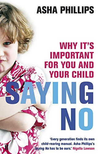 Saying No: Why It's Important For You and Your Child