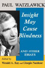 Insight May Cause Blindness and Other Essays