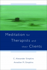 Meditation for Therapists and Their Clients