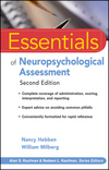 Essentials of Neuropsychological Assessment: Second Edition
