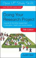 Doing Your Research Project: Fifth Edition