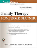 Family Therapy Homework Planner: Second Edition