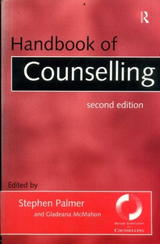 Handbook of Counselling: Second Edition