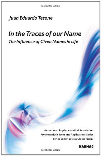 In the Traces of our Name: The Influence of Given Names in Life