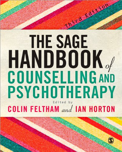 The Sage Handbook of Counselling and Psychotherapy: Third Edition