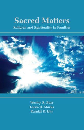 Sacred Matters: Religion and Sprituality in Families