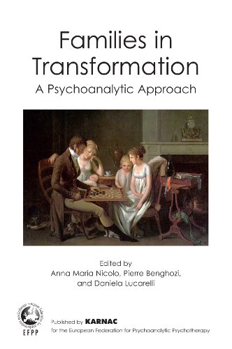 Families in Transformation: A Psychoanalytic Approach