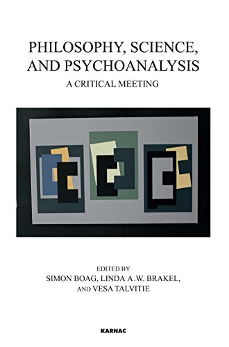 Philosophy, Science, and Psychoanalysis: A Critical Meeting