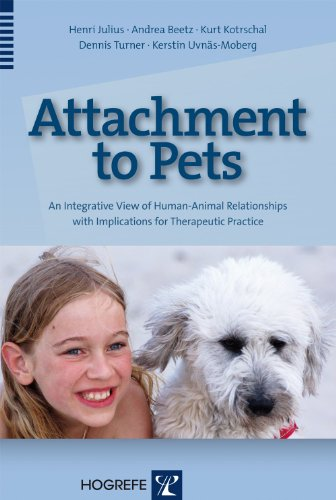 Attachment to Pets: An Integrative View of Human-Animal Relationships with Implications for Therapeutic Practice