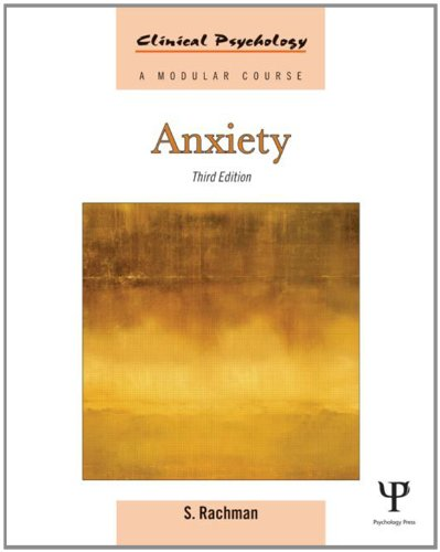 Anxiety: Third Edition