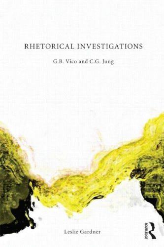 Rhetorical Investigations: G.B. Vico and C.G. Jung