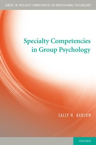 Specialty Competencies in Group Psychology