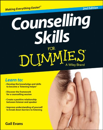 Counselling Skills For Dummies: Second Edition