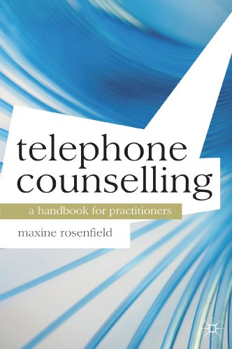 Telephone Counselling: A Handbook for Practitioners