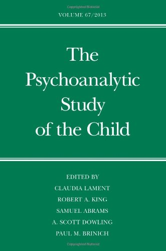 The Psychoanalytic Study of the Child: 67