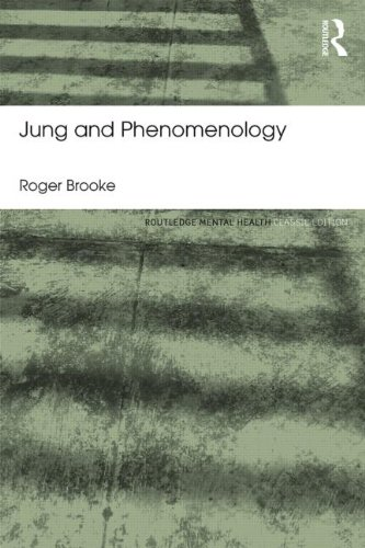 Jung and Phenomenology: Classic Edition