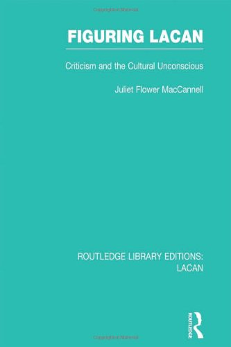 Figuring Lacan (RLE: Lacan): Criticism and the Unconscious