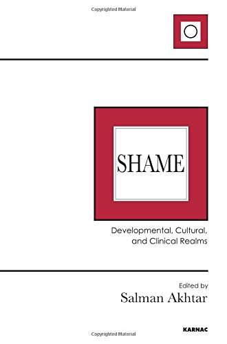 Shame: Developmental, Cultural, and Clinical Realms