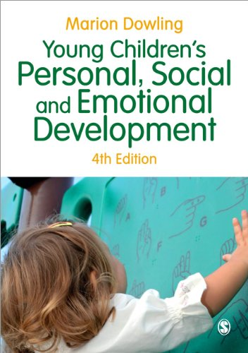 Young Children's Personal, Social and Emotional Development: Fourth Edition