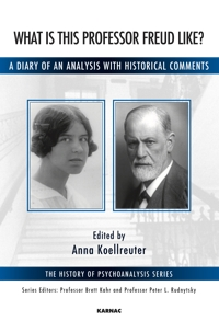 What is this Professor Freud Like?: A Diary of an Analysis with Historical Comments