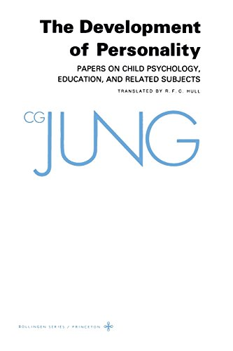 The Development of Personality: Papers on Child Psychology, Education, and Related Subjects: The Collected Works of C.G. Jung: Vol. 17: