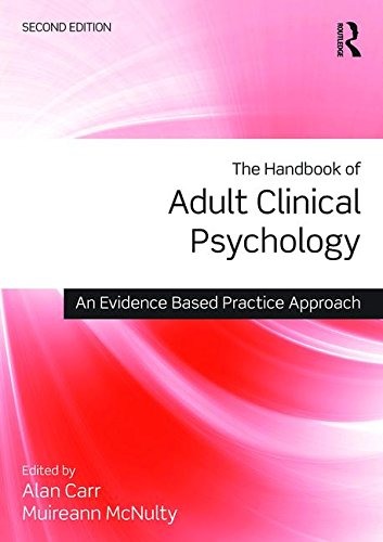 The Handbook of Adult Clinical Psychology: An Evidence Based Practice Approach: Second Edition
