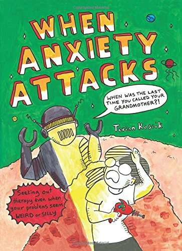 When Anxiety Attacks: Seeking Out Therapy Even When Your Problems Seem Weird or Silly