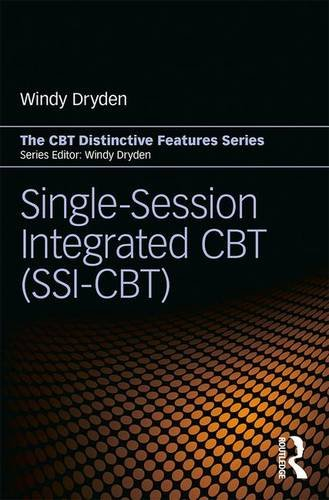 Single Session Integrated CBT (SSI-CBT): Distinctive Features