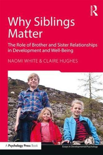Why Siblings Matter: The Role of Sibling Relationships in Development and Well-Being