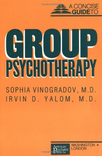 Concise Guide to Group Psychotherapy