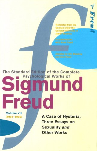 Standard Edition Vol 7: A Case of Hysteria, Three Essays on Sexuality and Other Works