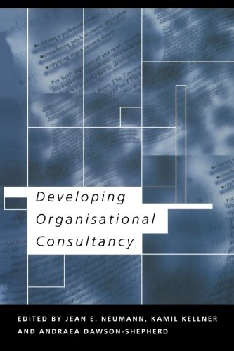 Developing Organizational Consultancy