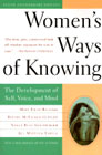 Women's ways of knowing: