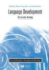 Language development: The essential readings
