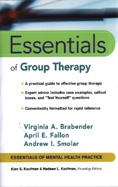 Essentials of Group Therapy