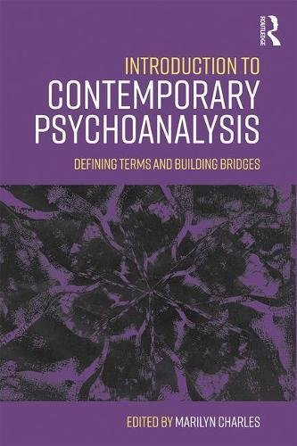 Introduction to Contemporary Psychoanalysis: Defining terms and building bridges