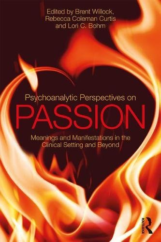 Psychoanalytic Perspectives on Passion: Meanings and Manifestations in the Clinical Setting and Beyond