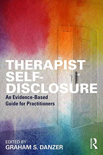 Therapist Self-Disclosure: An Evidence-Based Guide for Practitioners