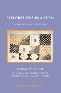 Explorations in Autism: A Psychoanalytical Study