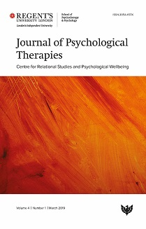 The Journal of Psychological Therapies: Volume 4 Number 1